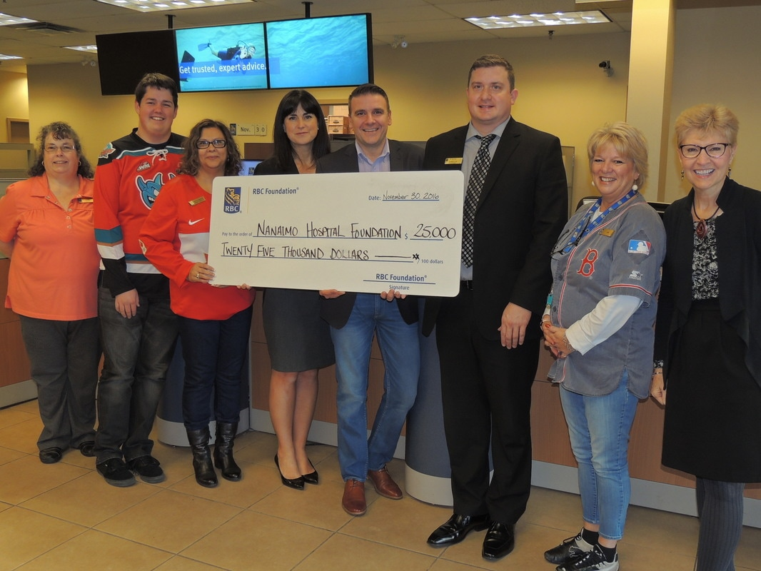 RBC Foundation Gives to Light the Trees this Christmas
