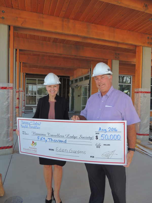 Nanaimo & District Hospital Foundation Helps Dementia Patients