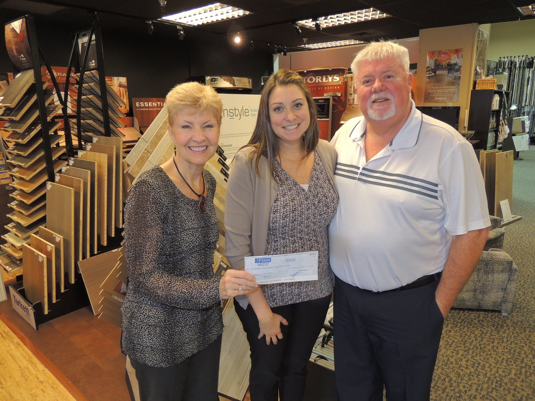 UnitedUnited Floors Gives to CT Scanner