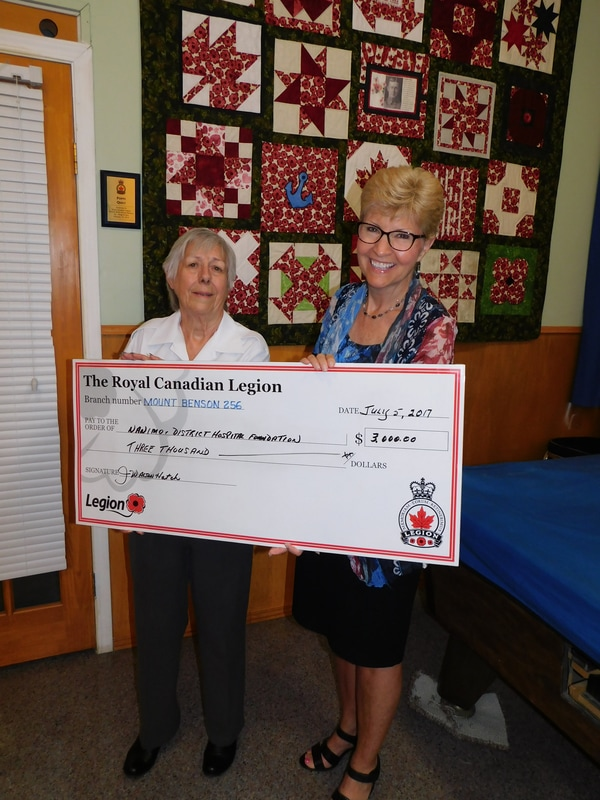 Poppy Funds Support NRGH