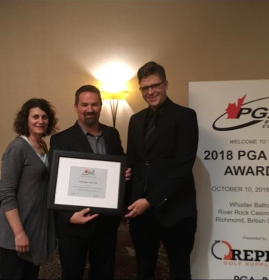 Fairwinds Golf Shop Wins Award!