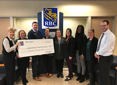 RBC – A Strong Legacy of Community Support