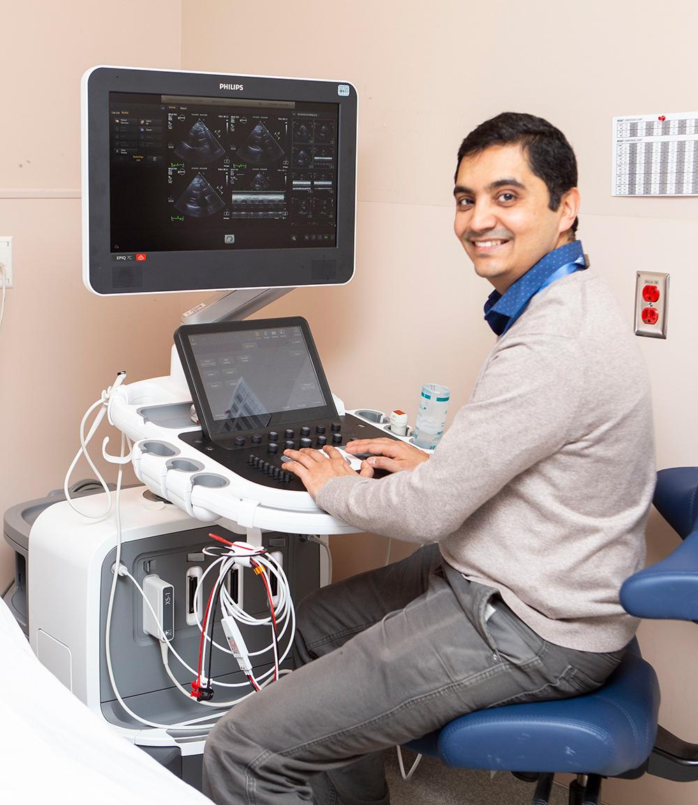 Cardiac Equipment Arrives at NRGH