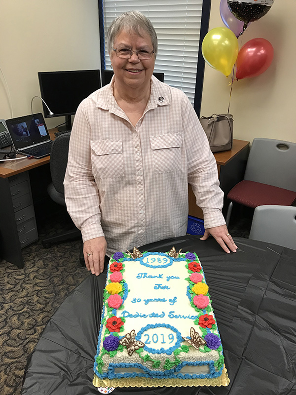 Joan Ryan Retires