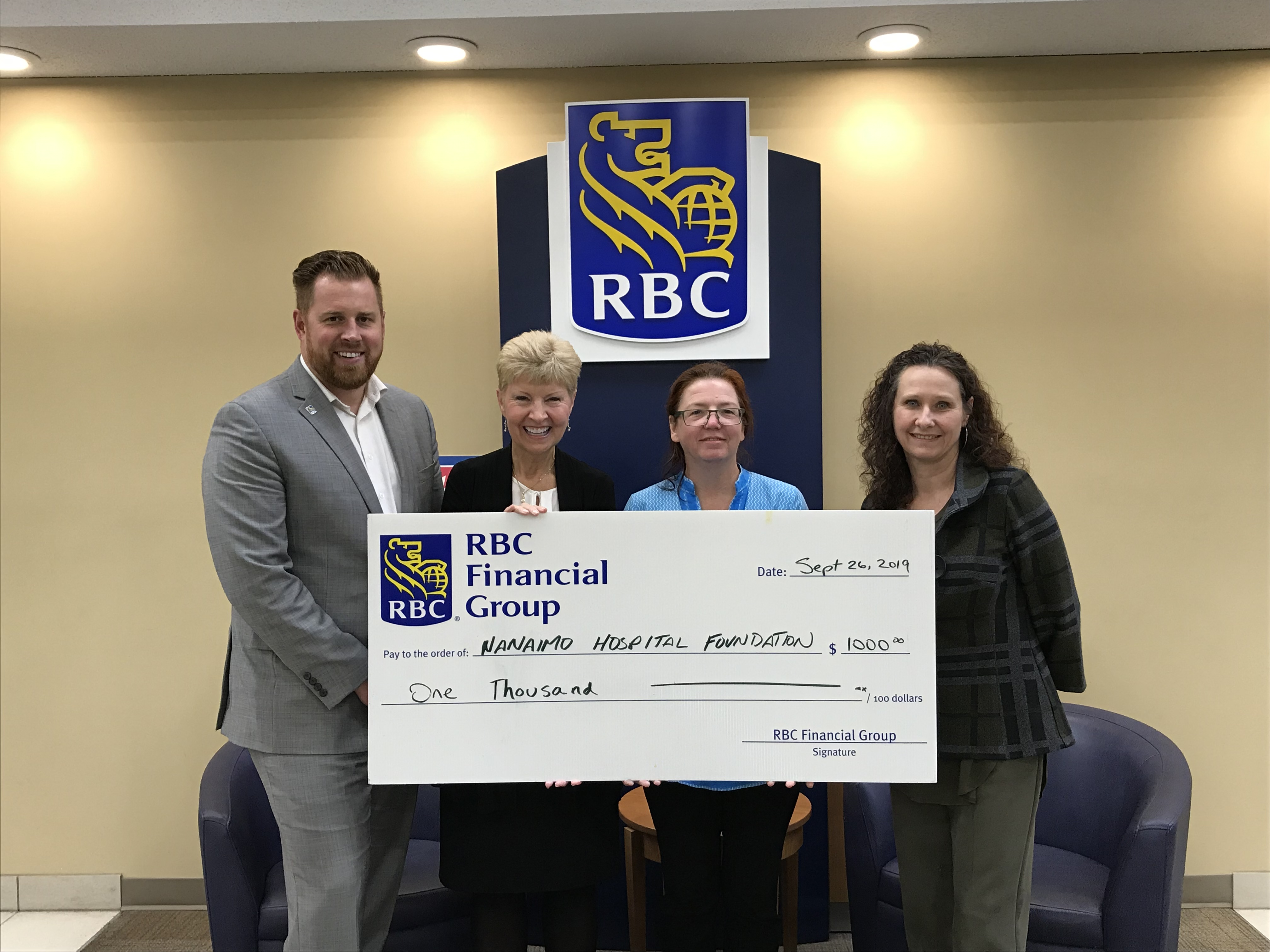 RBC Supports New Surgical Suite