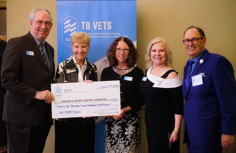 Donation Helps Patients Breathe Easier